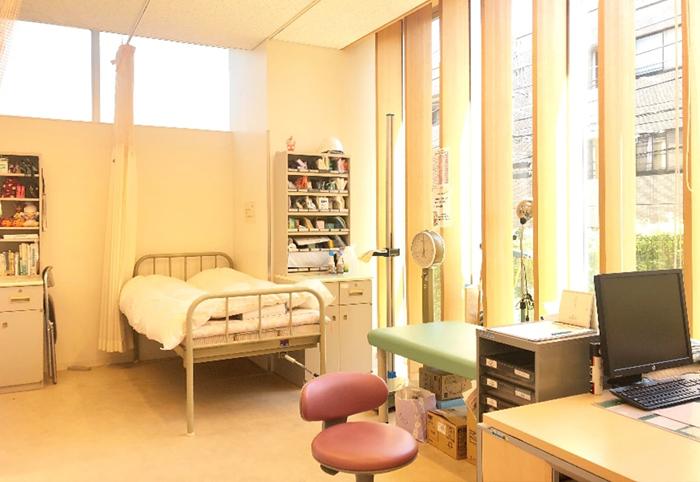 1F 保健室