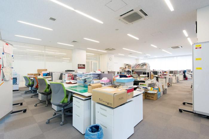2F 職員室