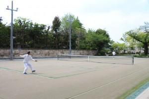 テニスコート4